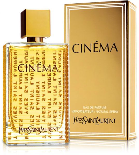 Cinema By Yves Saint Laurent For Women Eau De Parfum 90ml Souq
