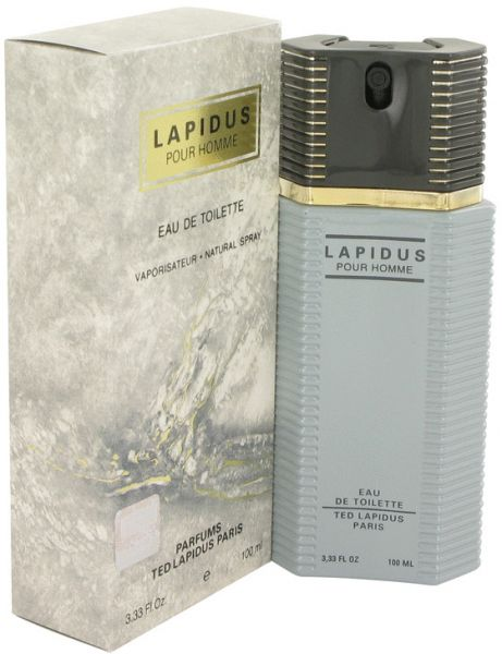 Ted Lapidus Lapidus Pour Homme For Men 100ml Eau De Toilette