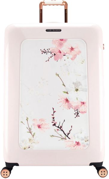 3b1f480631422a Ted Baker Oriental Bloom Large Suitcase Hulla Collection