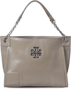 5a9c79c4d6fd Tory Burch 41159886-040 Britten Slouchy Tote Bag for Women - Leather