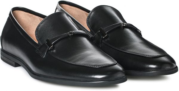 1d0d60c8ab5c2 Louis Feraud Black Loafers   Moccasian For Men
