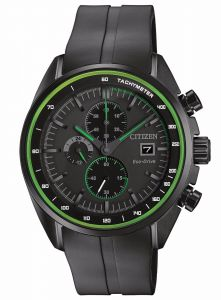 7505653c37f7 CITIZEN Sport Watch For Men Analog Polyurethane - CA0595-11E