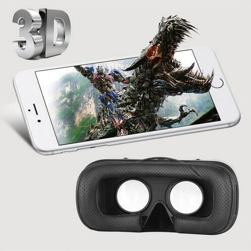Shinecon  VR 2.0 3D Virtual Reality Glasses For Smart Phone 3D Movies Games Video Glasses