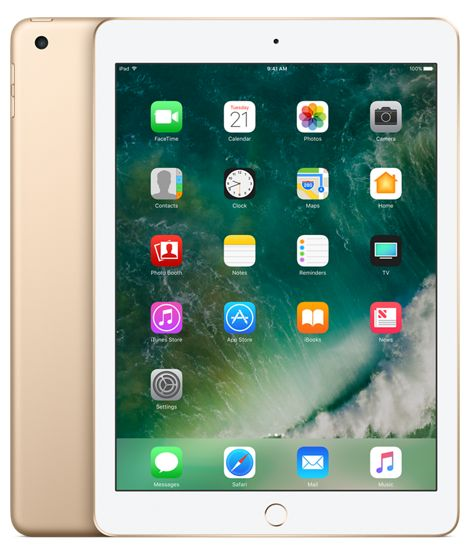 New Apple Ipad March 2017 9 7 Inch Retina Display Without