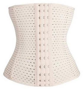 6438a0a7894 Waist Tummy Belt Body Girdle Trainer Shaper Cincher Underbust Control Corset  - Large