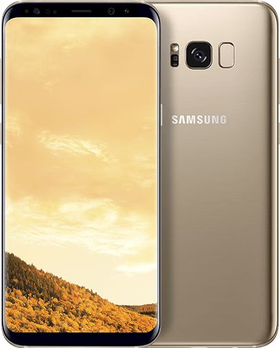 Samsung Galaxy S8+ Dual Sim   64GB, 4G LTE, Maple Gold