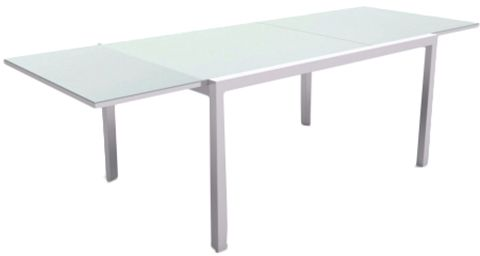 Talenti Aluminum Touch Extending Dining Table Review And Buy In