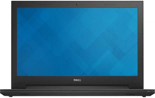 Dell Inspiron 3567  Laptop - Intel i3-6006U, 2.0GHz 4GB 1TB, 15.6 Inch, Eng - Ar Keyboard, DOS, Black