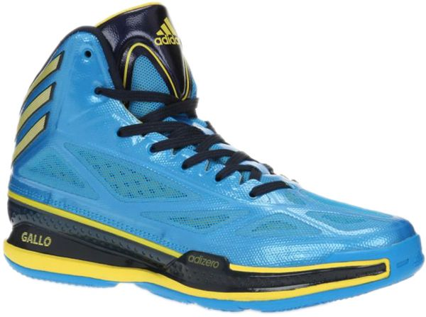 25cefddb631 Adidas Adizero Crazy Light 3 Basketball Shoes for Men