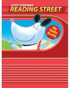 Reading 2011 The My Skills Buddy The Student Edition: Grade K 1 By Pearson