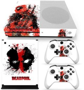Sensible Skulls Xbox One S 11 Sticker Console Decal Xbox One Controller Vinyl Skin Video Game Accessories