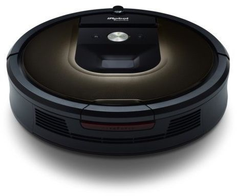 IRobot Roomba 980 Robotic Automatic Vacuum Cleaner