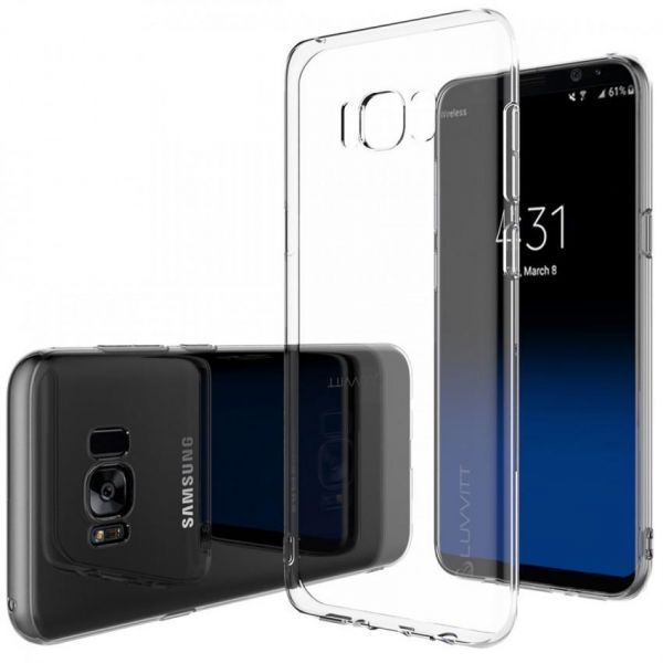 samsung s8 plus silicone cover