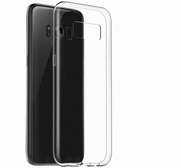 on sale 86727 4c427 Clear Case for Samsung Galaxy S8 Plus