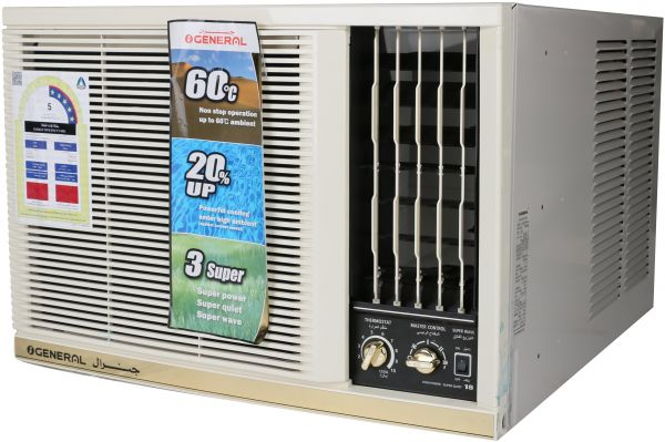 Price review and buy general cool air window ac 18000 for 18000 btu window air