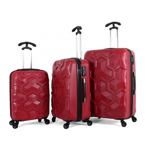 5a6a926e88 US Polo Luggage Trolley Bags- 47 PLVLZ6040D