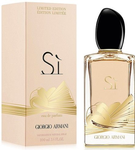 Si Limited Edition by Giorgio Armani for Women - Eau de Parfum 77468bce7fa02