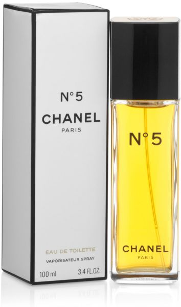 N° 5 by Chanel for Women - Eau de Toilette c848ebadef