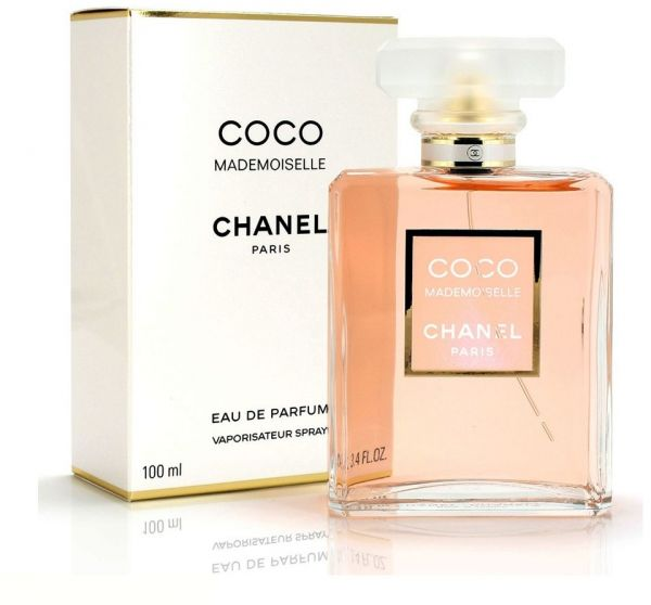 Coco Mademoiselle By Chanel For Women Eau De Parfum 100 Ml Souq