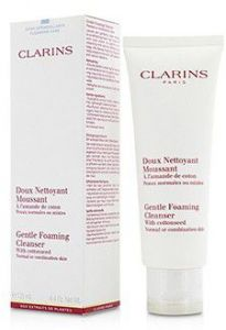 Gentle Foaming Cleanser With Cottonseed by Clarins #11