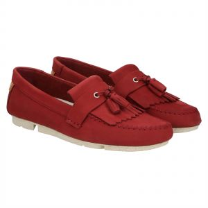 Clarks Trimocc Free Loafers For Men Maroon