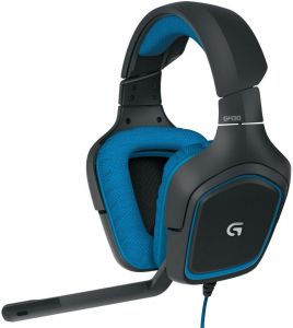 Logitech | G430 |DTS Headphone X and Dolby 7.1 Surround Sound | Gaming...