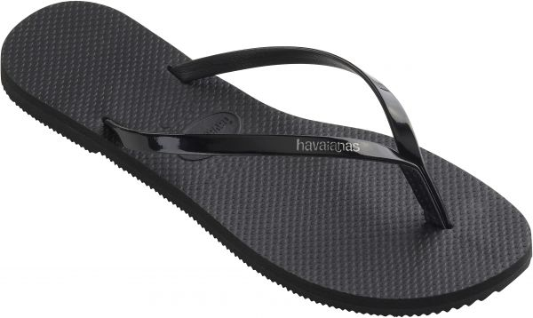 e77b37cfd969 Havaianas Black Flip Flops Slipper For Women