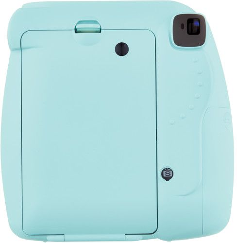 Fujifilm Instax mini 9 Instant Film Camera, Ice Blue