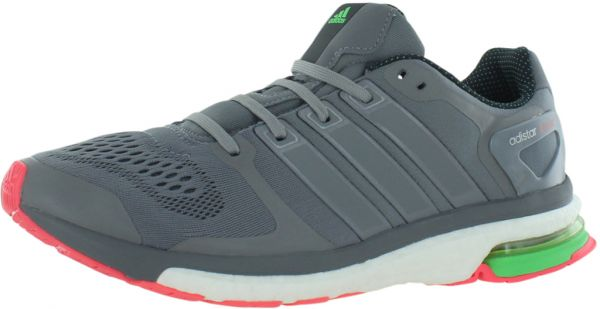 best service a9c79 4ea54 adidas Adistar Boost M Chill Running Shoes for Men, Grey