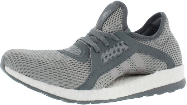 ... discount code for adidas pure boost x running shoes for women grey  white 2622c c424c 4f69aa83f
