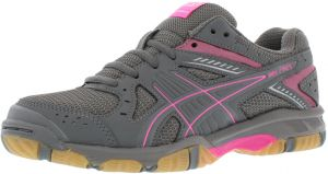 sneakers for cheap 492e3 0cef2 Asics Gel 1150V Volleyball Shoes for Women, Grey Pink