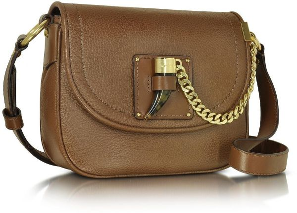 c4101b4f4923 MICHAEL KORS James Medium Leather Saddlebag Style 30F6AJYM2L | KSA ...
