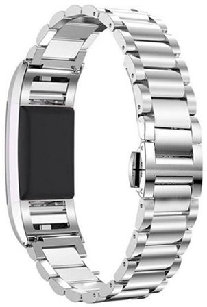 Stainless steel Band for Fitbit Charge 2 smart bracelet Strap for Charge2 watch bands