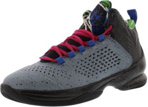 sports shoes 49481 9d59c Nike Jordan Melo M11 Basketball Shoes for Boys, Blue Graphite Metallic  Silver Game Royal