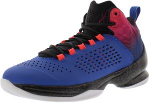 best service ddbb4 7e00e Nike Jordan Melo M11 Basketball Shoes for Boys, Game Royal Metallic Silver  Fireberry
