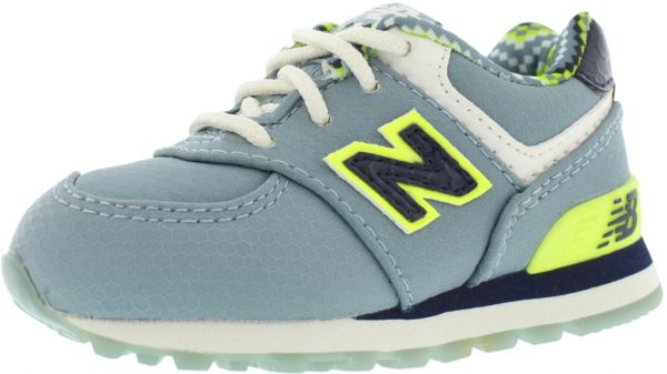1be184a0637 ... uk new balance 574 streetbeat running shoes for boys grey white black  yellow 1d446 be10c
