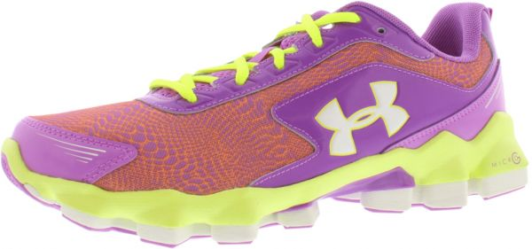 Under Armour Micro G Nitrous Running Shoes for Girls 4ed8108ad