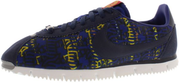 56214643a3ed ... new style nike cortez nm yoth qs fitness shoes for men obsidian deep  royal blue summit