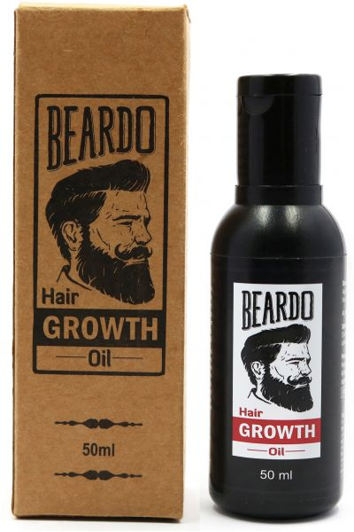 Superior BEARDO Beard And Hair Growth Oil 50ml