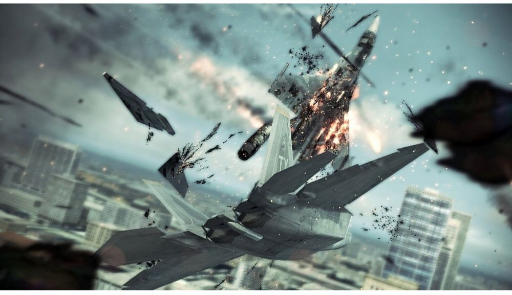 Ace Combat : Assault Horizon by Bandai Namco  Open Region - PlayStation 3