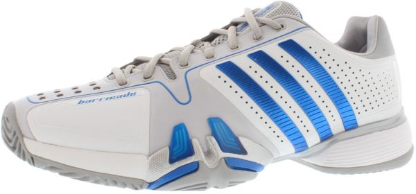 best loved 49a34 f6b04 Adidas adipower barricade running shoes for men white blue metallic silver  jpg 600x280 Adidas adipower barricade