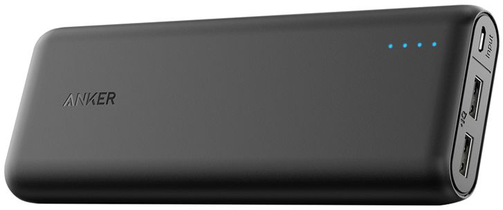 Anker 15600mAh PowerCore Power Bank for Mobile Phones - A1252011