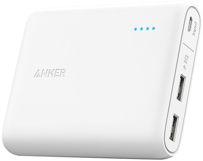Anker 13000mAh PowerCore Power Bank for Mobile Phones A1215021