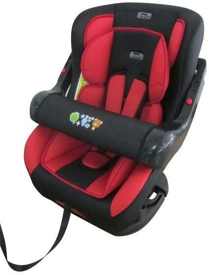 Safety Baby Car Seat - Bravo 5301 Red | Souq