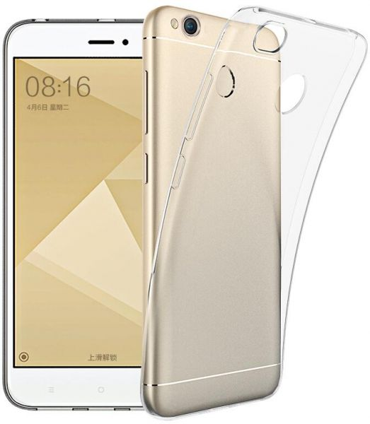 Souq ultra thin soft tpu clear back cover for xiaomi redmi 4x uae ultra thin soft tpu clear back cover for xiaomi redmi 4x stopboris Choice Image