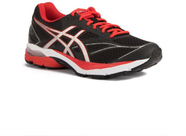 Asics Running Shoes For Men, Black,Size 45