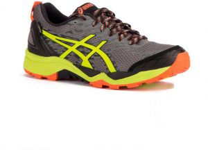 Asics Running Shoes For Men, Multi Color,Size 44.5