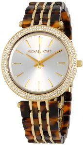 ed959a4c78b2 Michael Kors Darci Women s Silver Dial Stainless Steel Band Watch - MK4326