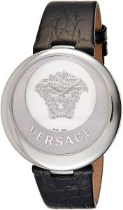 5f22adafd66d7 Versace Perpetuelle Women s Mother Of Pearl Dial Leather Band Watch -  87Q99SD497 S009