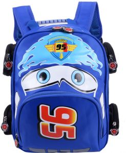 3322e6f7905 Fashion Children School Bags Cartoon Car Backpack Baby Toddler kids Book Bag  Kindergarten Boy Backpacking